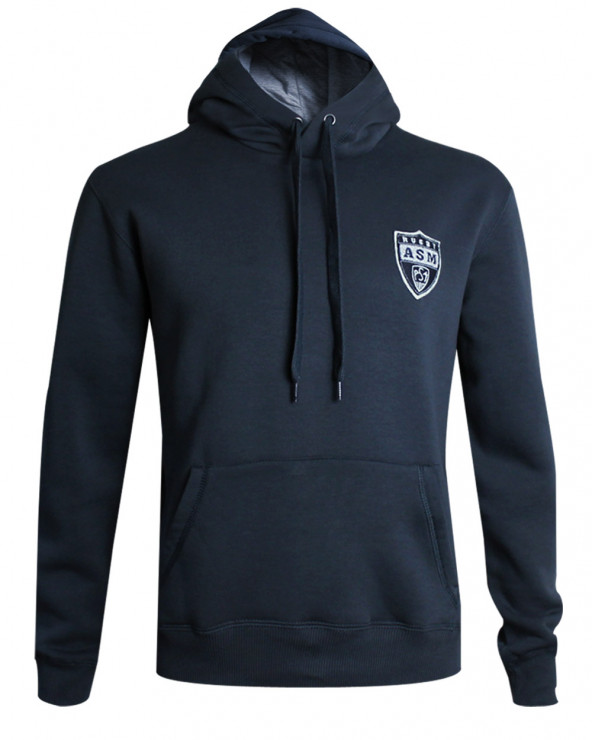 Sweat capuche PROJECT ASM marine homme